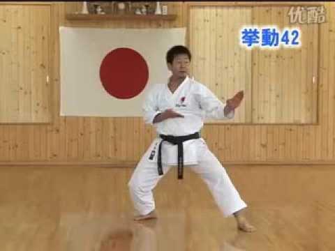 Bassai Dai JKA Shotokan Karate @KarateZine
