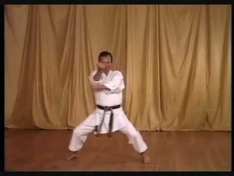 Tekki Sandan - Enoeda Sensei